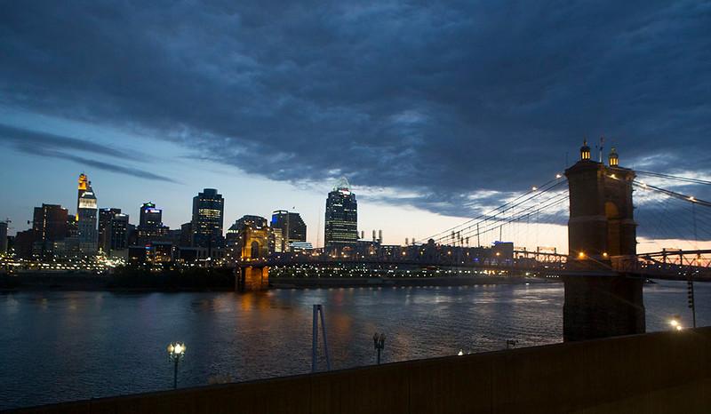 Cincinnati View 2014 NUL Conference