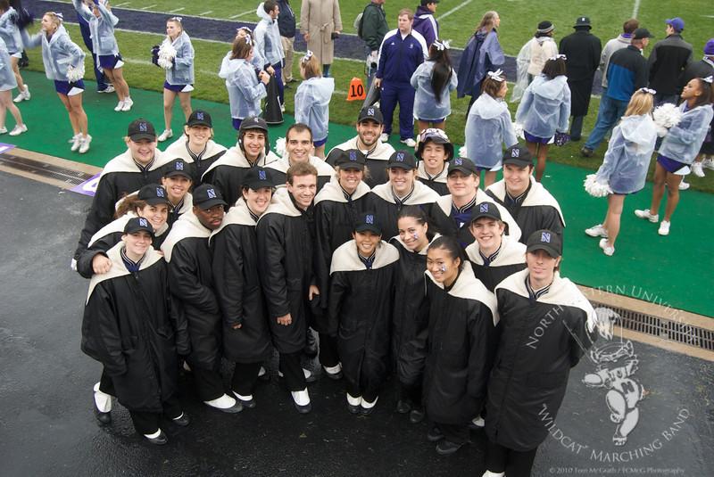 2010 NUMB Senior Class