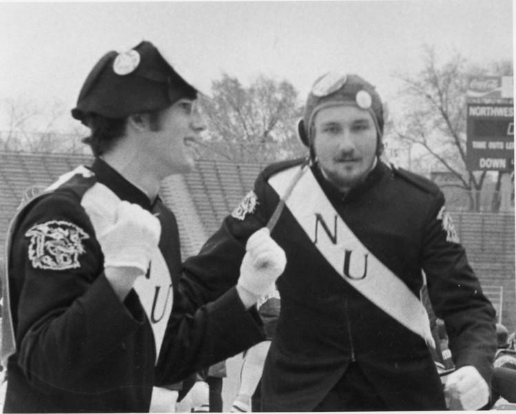 Joe Schorer and Steve Senderoff (1974)