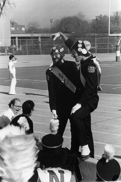 Mike Serber, Bill Alles (1977)