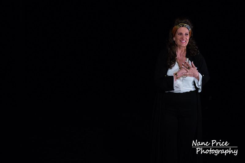 Opera NUOVA's MasterClass (Maria Callas) - Nanc Price