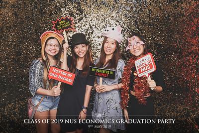 NUS Dept of Economics | © www.SRSLYPhotobooth.sg