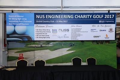 NUS Engineering Charity Golf 2017