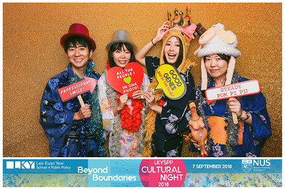 LKYSPP Cultural Night 2018   © www.SRSLYPhotobooth.sg