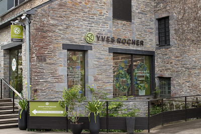 Yves Rocher, La Gacilly, France