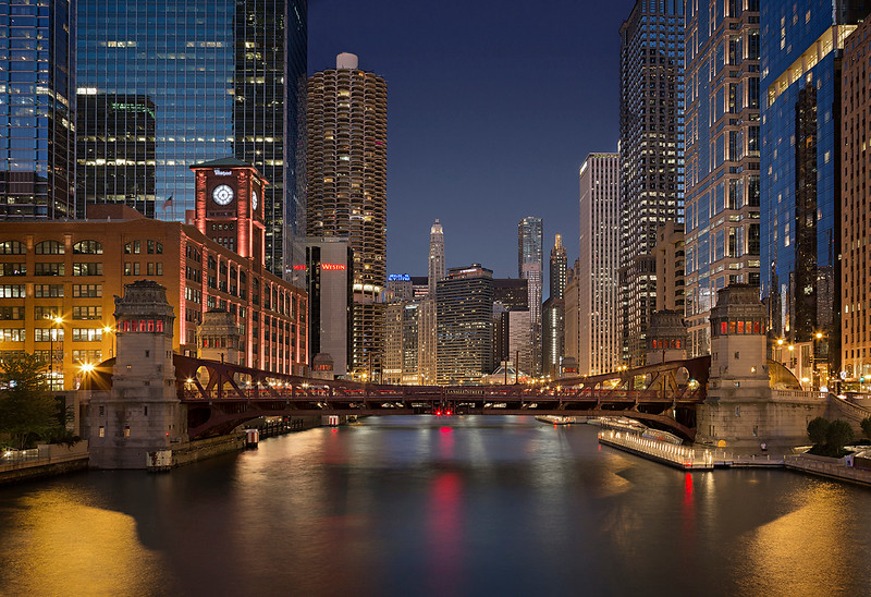Jim Sinsheimer - Chicago River