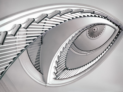 Judy Guenther - The Eye Staircase