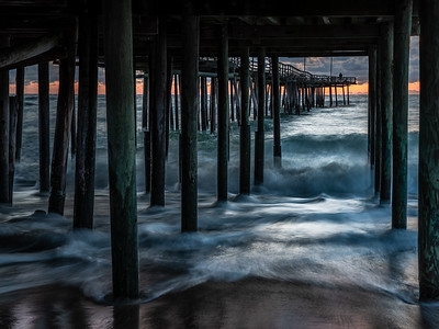 Class3D_2nd_Mike Whalen_Sunrise At The Pier