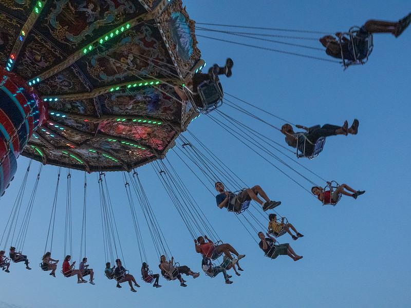 Kathryn Mohrman - County fair 3