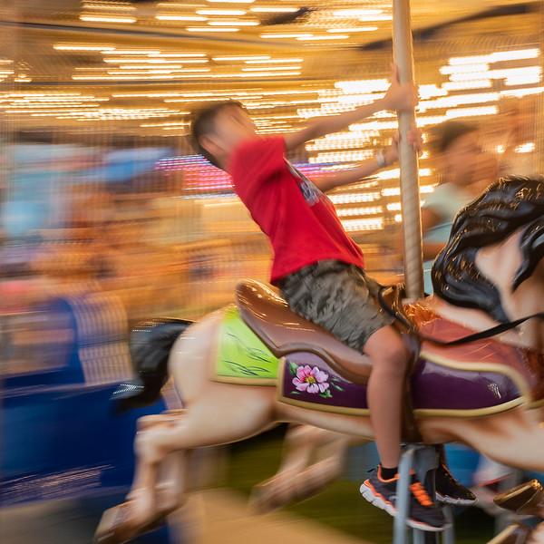 Kathryn Mohrman - County fair 1