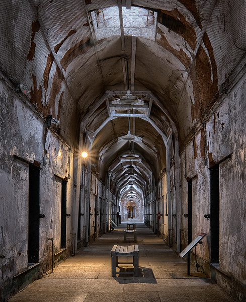 Georgette Grossman-Eastern State Penitentiary-01