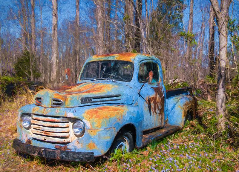 02-Georgette Grossman-Truck Graveyard-2