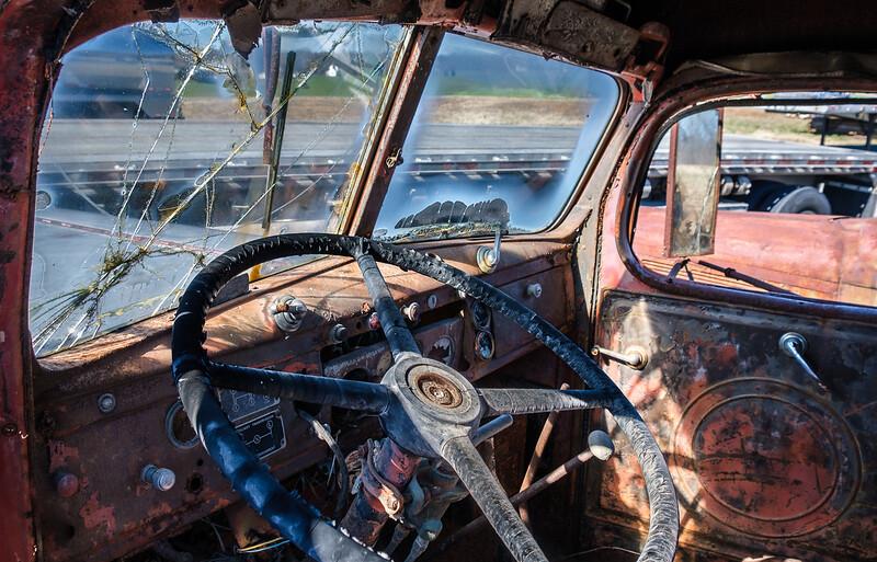 01-Georgette Grossman-Truck Graveyard-2