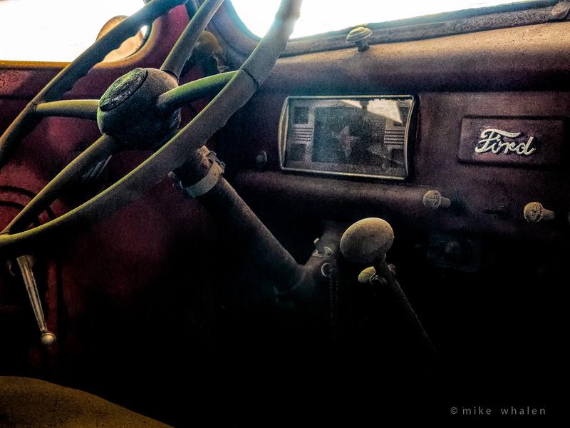 01 - Mike Whalen - Truck Graveyard