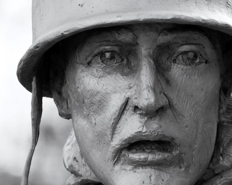 Class1D_1st_robert benson_detail korean war memorial