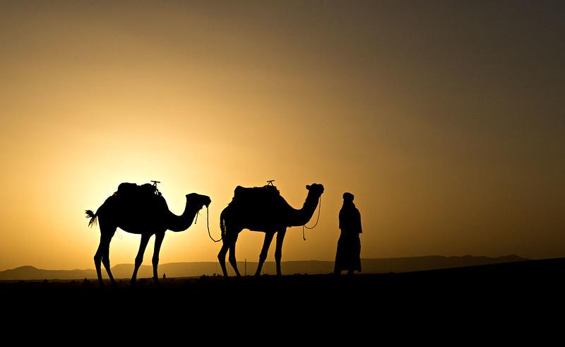 Class3C_2nd_Bob Friedman_Sahara Sunset