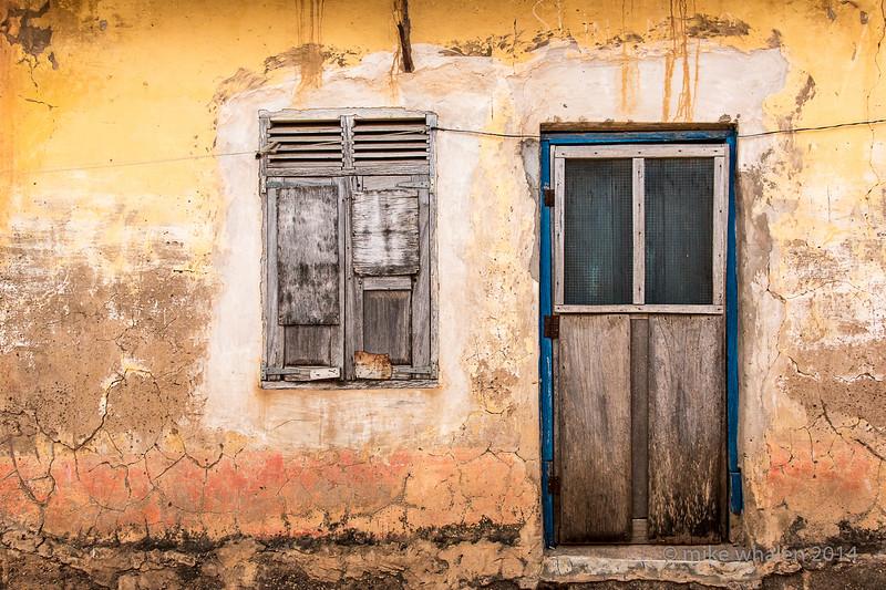 Class3C_1st_Mike Whalen_Ghana Village Wall
