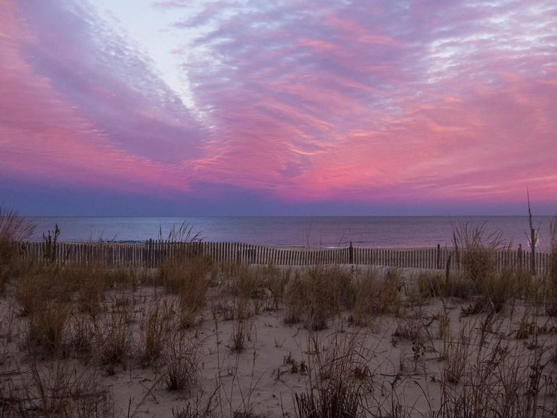 Class3C_3rd_Ken Lanfear_Sunset Clouds Off Rehoboth Beach