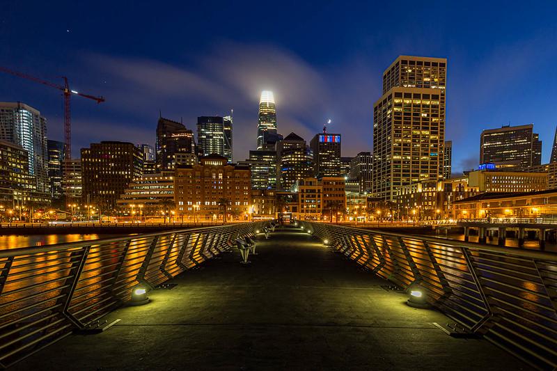 Class 1C_2nd_ Ilenia Alvarez - City Lights