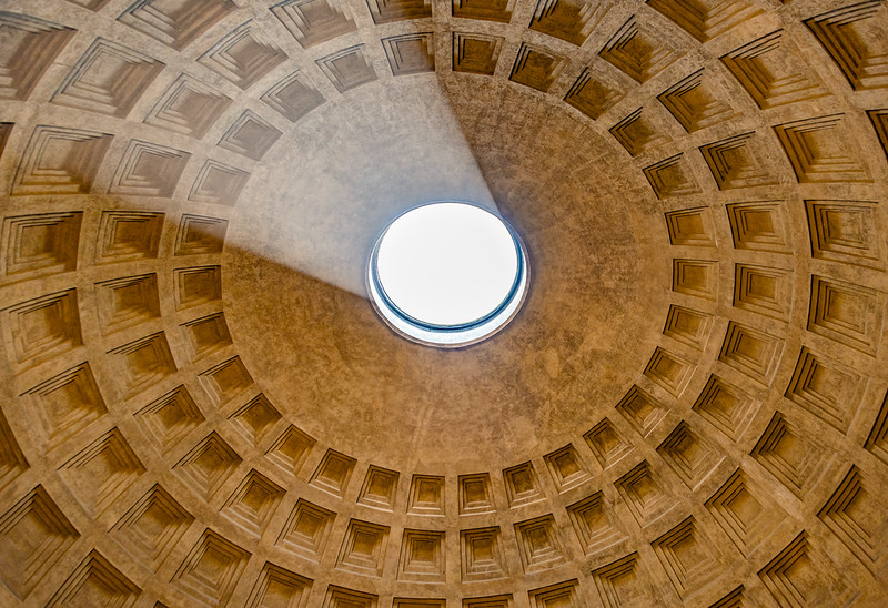Class1D_3rd_Art Rose_Lighting the Pantheon