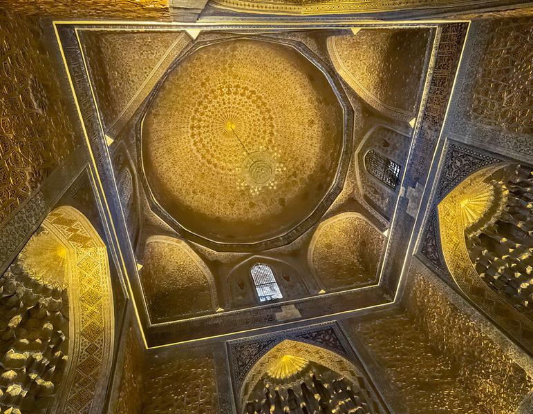 Class2C_3rd_Kathryn Mohrman_Tammerlane's Tomb