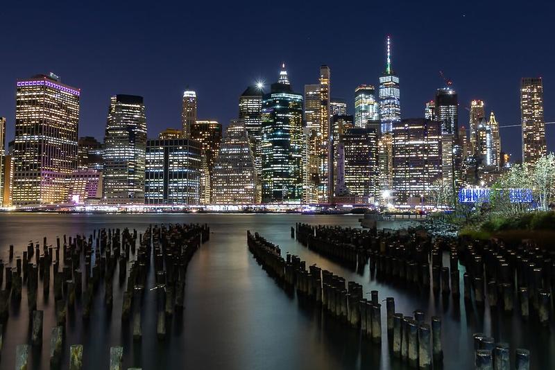 Class2D_2nd_Doug O'Boyle_Nighttime In New York City