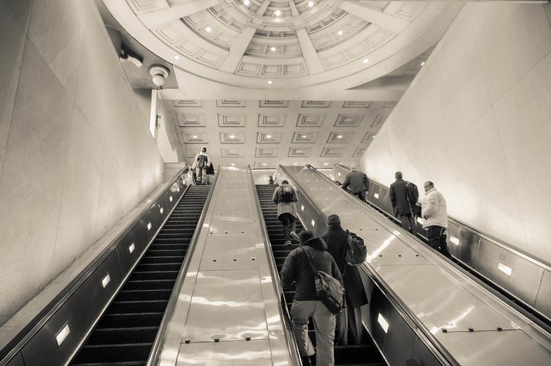 Portfolio Project 2013 -10 Metro Work