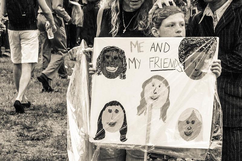 Portfolio Project 2013 - 14- Girl Friends