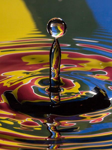 Robert Benson - Water Droplets