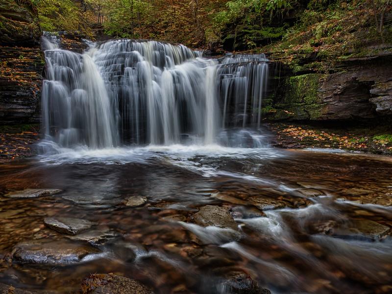 Mike Whalen - Waterfalls