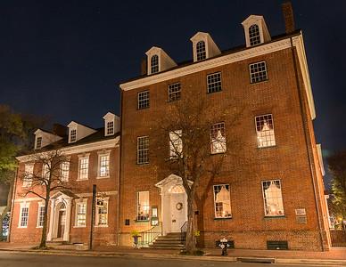 Jeff Hancock - Gadsby's Tavern Museum