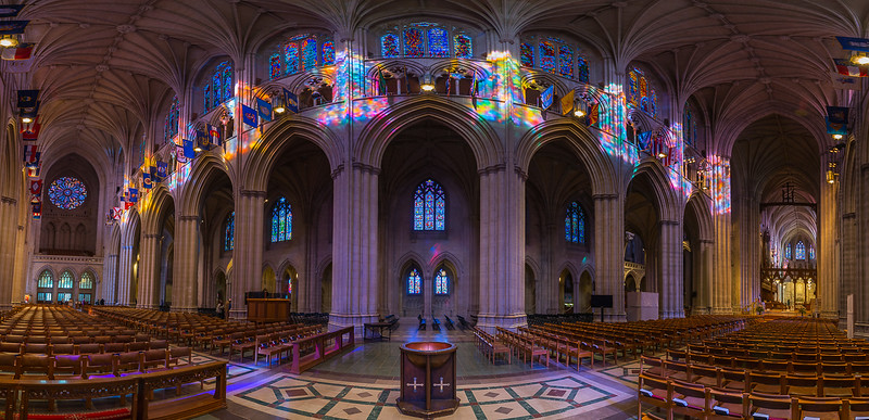 Steve Glintz - Washington National Cathedral
