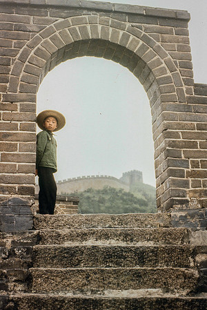 Kathryn Mohrman - China - A Glimpse Back in Time