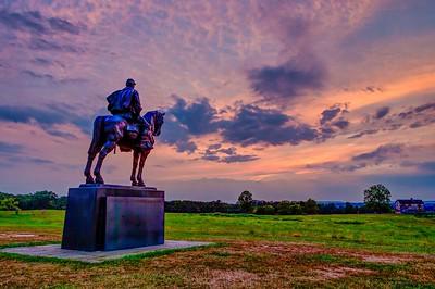 Jackson Memorial at Sunset - Dennis Govoni