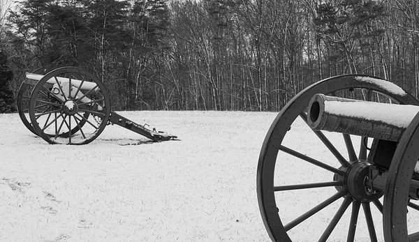 Cannons in the Snow - Dennis Govoni