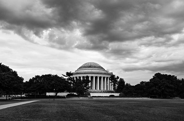 Jefferson Memorial - Bob Friedman