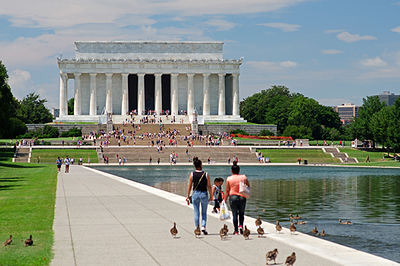 Lincoln Memorial - T. Schum