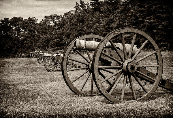Confederate Guns 1 - Jim Sinsheimer