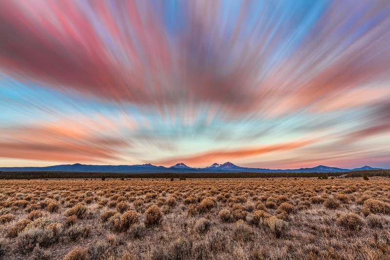 A Moving Sunrise