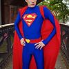NW Cosplay Summer Meet 2016, Cosplay, Cosplayer, Male, Comics, DC Comics, Video Games, Movies, Cartoons, Man Of Steel, Superman, Clark Kent, Kal-El, Krypton, Jumpsuit, Cape, Boots, Belt, Canal, Canal Bridge, Bridge, Trees, Hero, Super Hero, Justice League, Injustice Gods Among Us