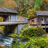 Cedar Creek Grist Mill and Covered Bridge