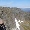 Lochnagar cliffs