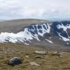 Carn a' Choire Bhoidheach (White Mounth) and The Stuic