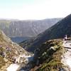 Path from Lochnagar to Loch Muick
