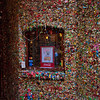 The Gum Wall Pikes Place Market Seattle Washington