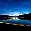 Blue Hour at Mosier