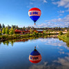 Balloons Over Bend 2009