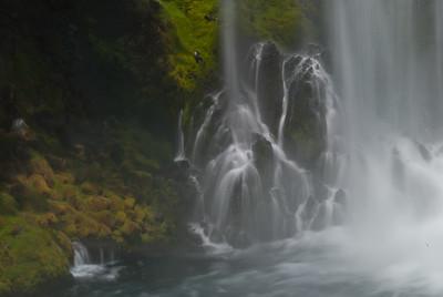 Koosah Falls, McKenzie River Trail