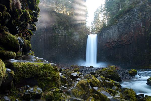 Abiquah Falls