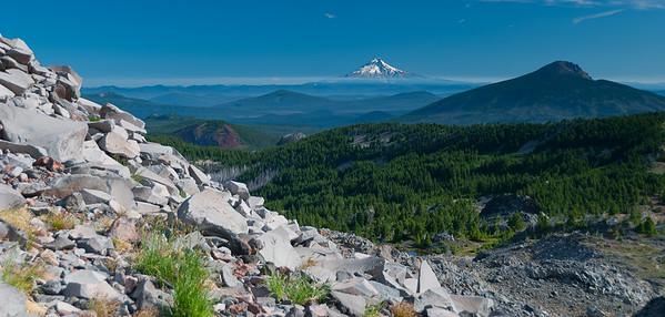 Mt. Hood from Park Ridge